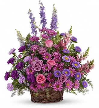 Contact A Local Florist To Send Flowers