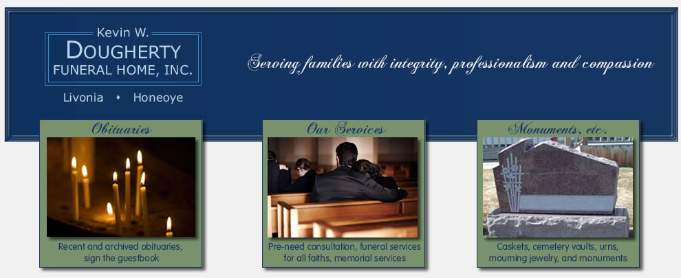Kevin W. Dougherty Funeral Home, Inc.